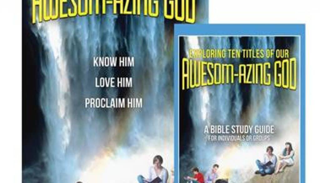 awesom azing god