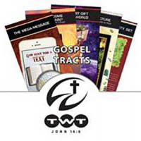 Color Gospel Tracts